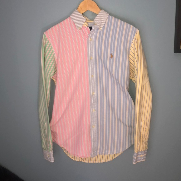 Polo by Ralph Lauren Other - Polo Ralph Lauren Multi Colored Dress Shirt